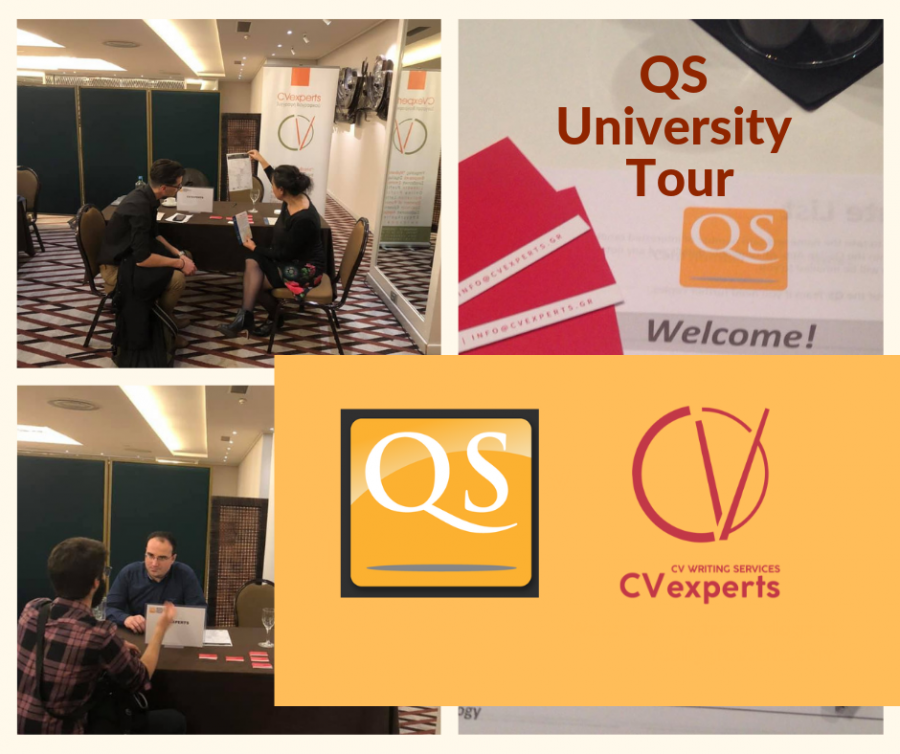 03/03/2019 – QS World University Tour Athens Fair for Undergraduate Studies – Αθήνα